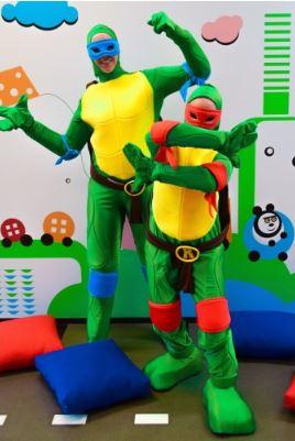 Ninja Kilpkonnad